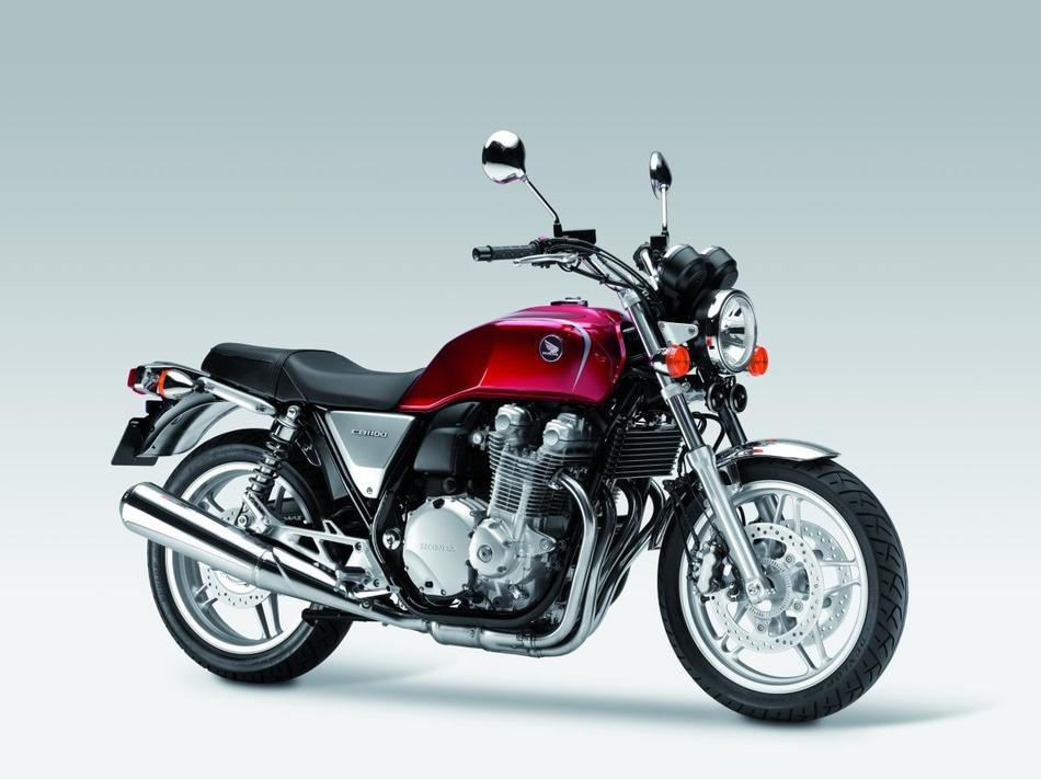 Honda CB 1100, fascino del vintage - Dueruote