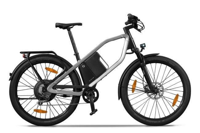 X Comfort La Bici Elettrica Di Kymco Dueruote