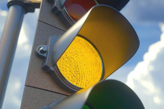 Image result for amber traffic light