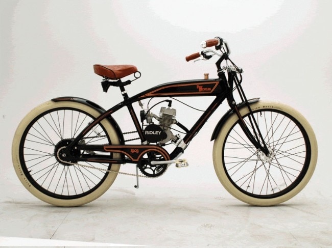 Ridley Vintage Come Le Prime Harley Dueruote
