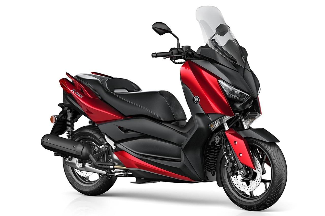 Yamaha X Max 125 Il Nuovo Modello 2018 Dueruote