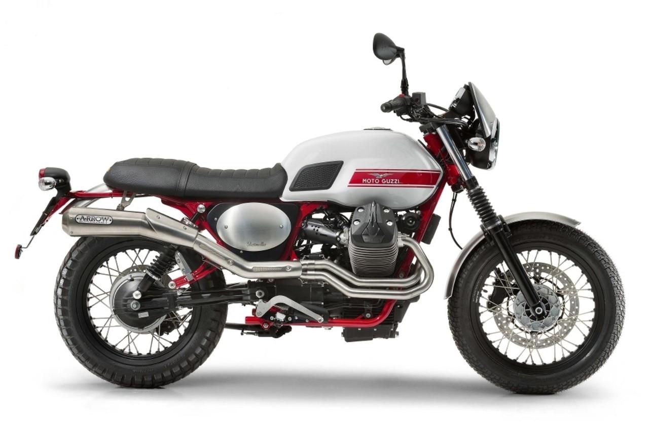 Moto usate moto guzzi v7 ii dueruote for Moto usate in regalo