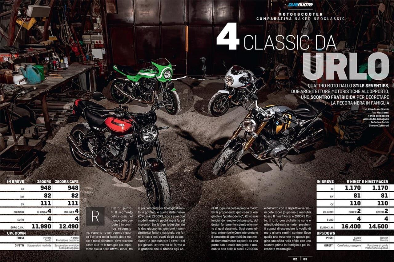 "Husqvarna. La moto ""nuda"" secondo Husqvarna ha pochi fronzoli e tanta classe."