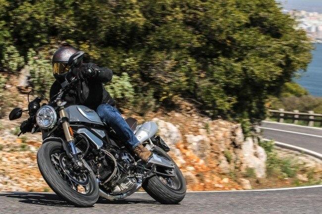 Ducati Scrambler 1100 Anteprima Prova E Foto Dueruote