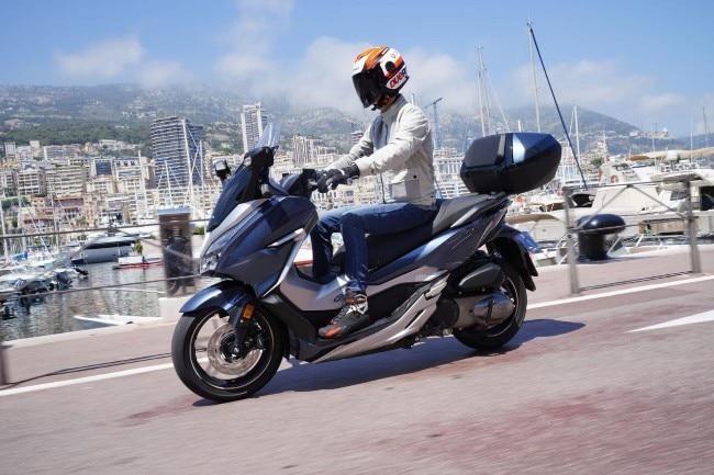 Honda Forza 300 Anteprima Prova E Foto Dueruote