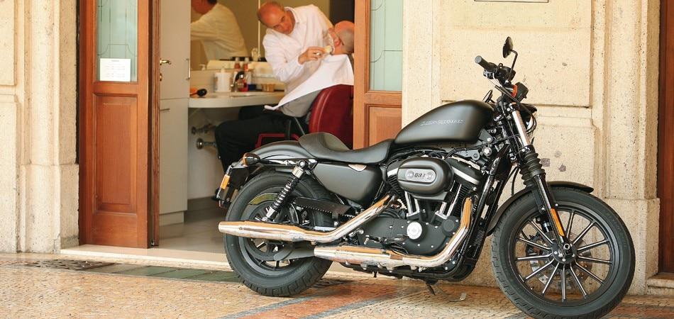 Schema Elettrico Harley Davidson 883 : Harley davidson sportster xl n iron prova opinioni e