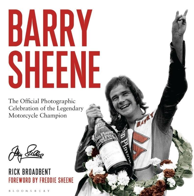 Un libro svela il lato più autentico di Barry Sheene