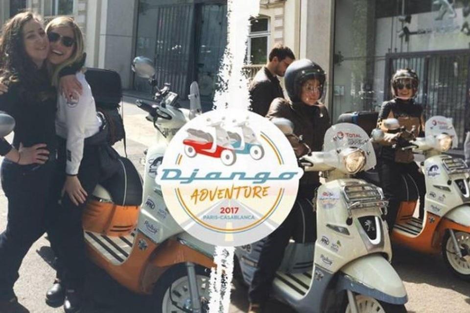 Da Parigi a Casablanca: ritorna la Django Adventure