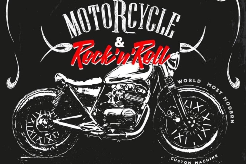 Triumph Motorcycles & Rock'n Roll, da Ciapa la Moto!