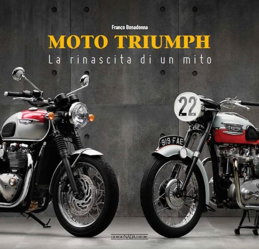 Libri: Triumph, la rinascita di un mito