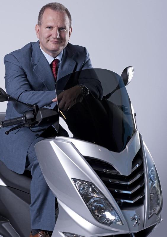 Enrico Pellegrino nuovo direttore commerciale Mondo di Peugeot Motocycles