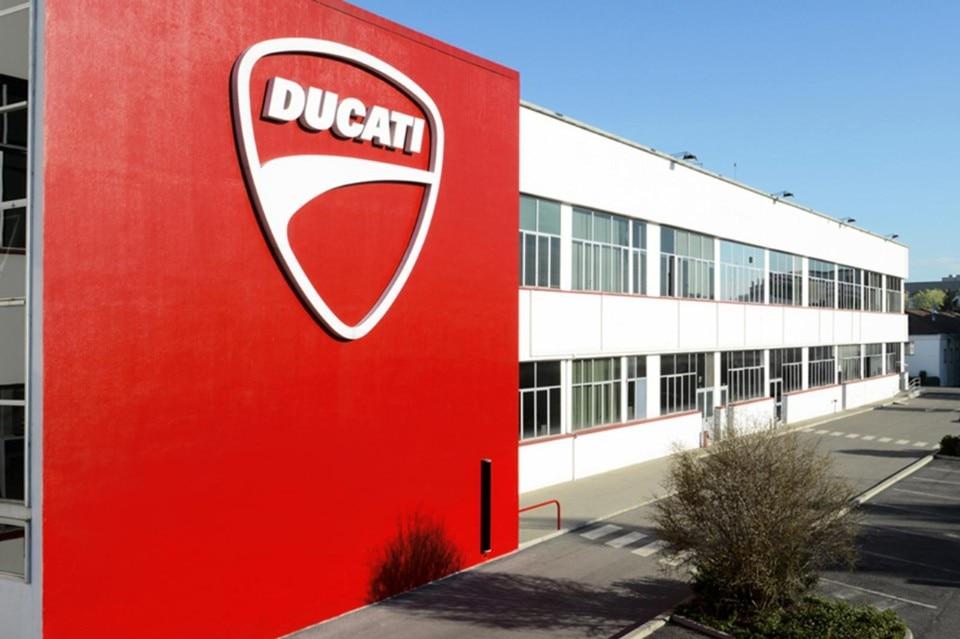 Ducati: vendite e fatturato in crescita
