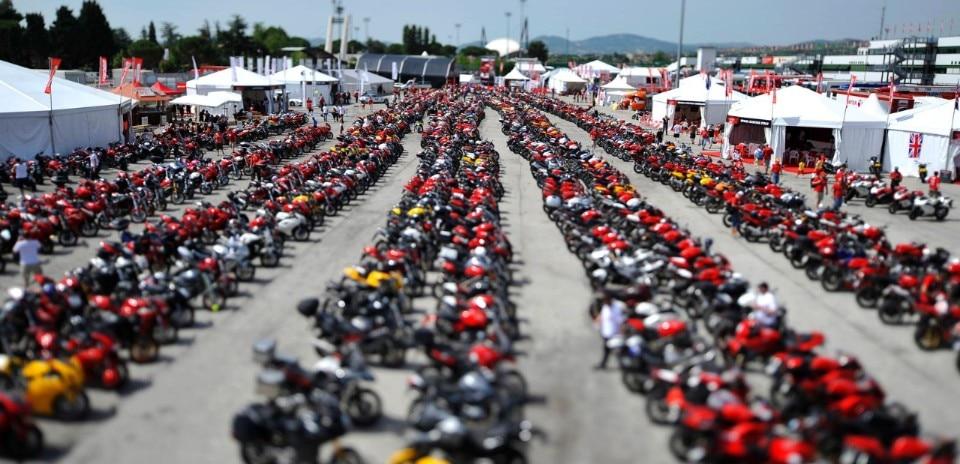 World Ducati Week 2018, disponibili i biglietti