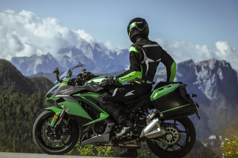 Kawasaki: la promozione sulla Z1000SX