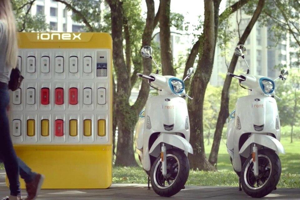 iONEX Commercial, il FUTURO della mobilità secondo Kymco