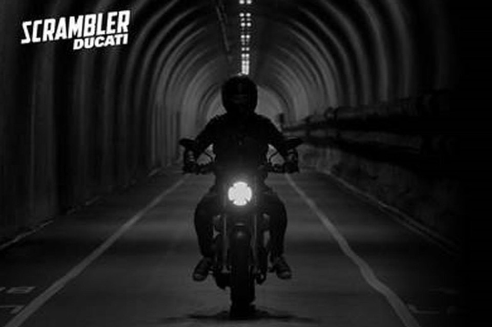 "Scrambler Ducati nel film ""Venom"""