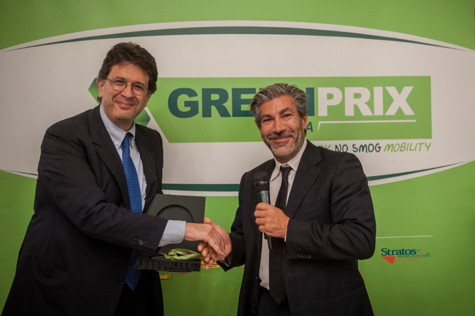 Yamaha Motor Italia vince il Green Prix 2018
