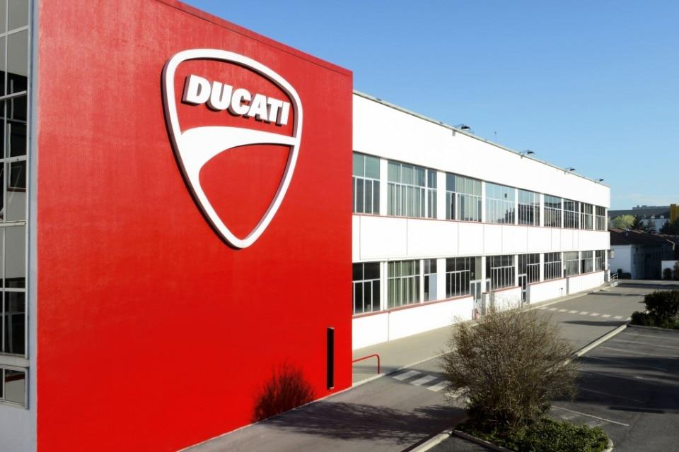Ducati, Buzzoni lascia. Entrano Francesco Milicia e Federico Sabbioni