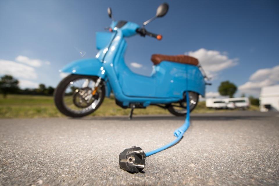 Scooter: via agli incentivi se si passa all'elettrico