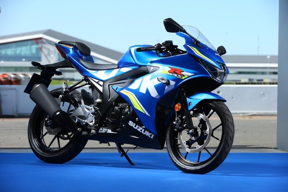 Suzuki: tre mesi di sconti su moto e scooter