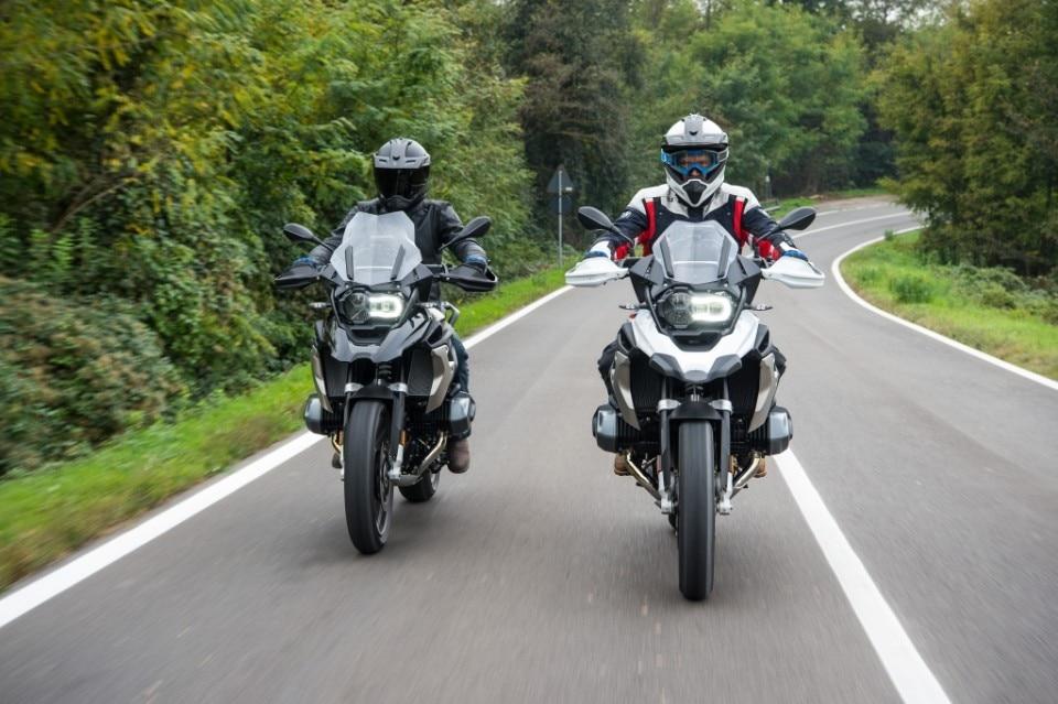 BMW: quattro anni di garanzia su moto e scooter