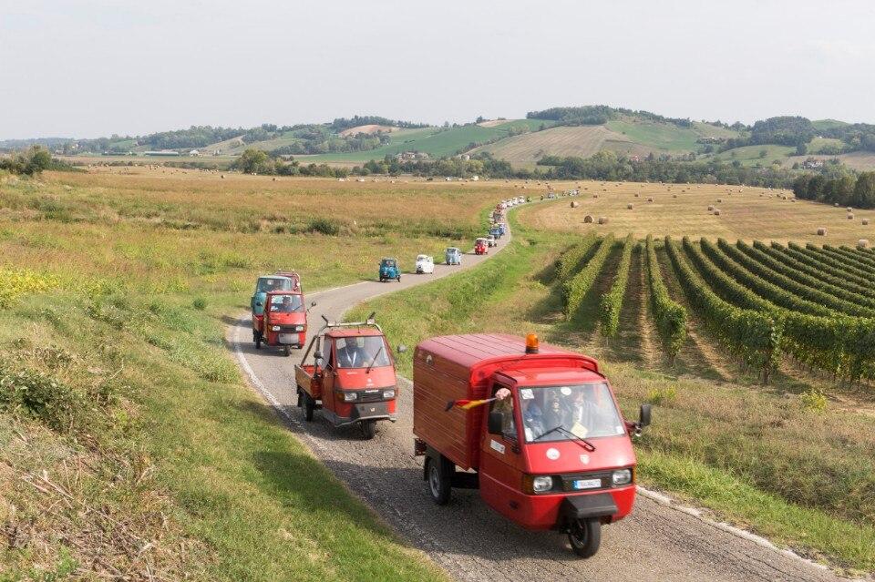 Euroape 2019, la grande festa dell'Apino