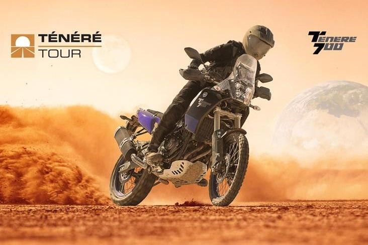 Scopri la nuova Yamaha Ténéré 700 nel Ténéré Tour