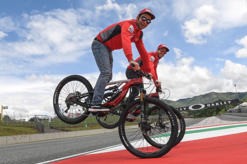 Due Ducati MIG-RR per Dovizioso e Petrucci