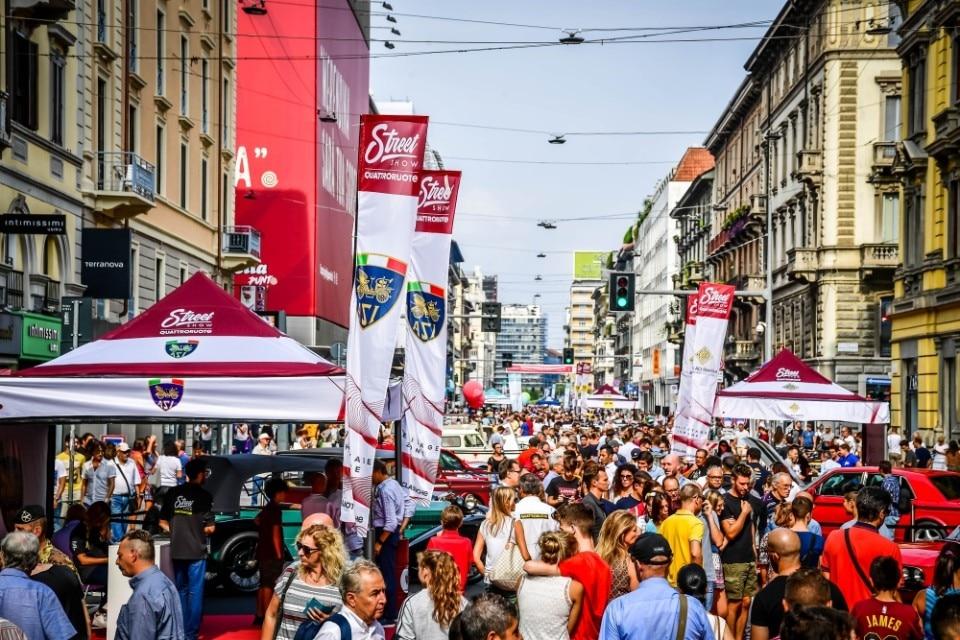 Street show, la strada dei motori