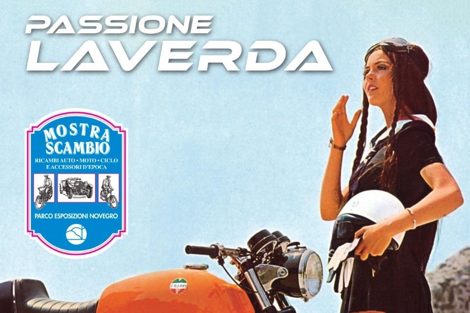 Moto Laverda, una mostra per (ri)scoprirle
