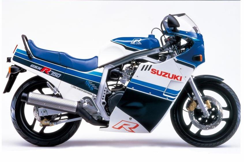 Suzuki: 100 anni in 7 moto