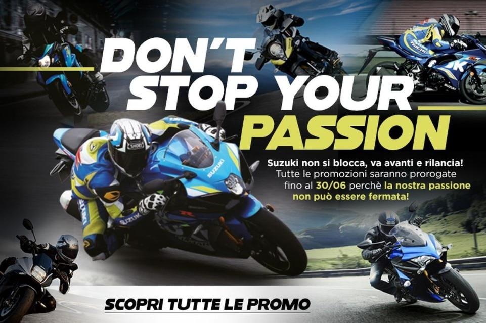 Suzuki: le promozioni sulla gamma anche a concessionari chiusi