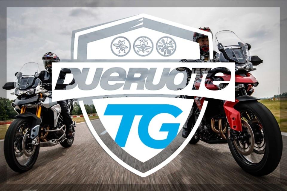 DueruoteTG #18 – Triumph Tiger 900 al top tra le crossover