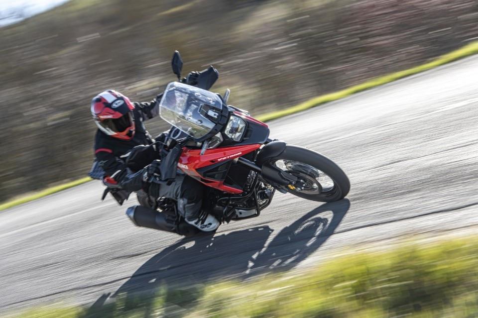 Suzuki V-STROM Tour 2020: si prova in tre regioni