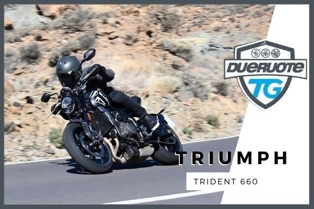 DueruoteTG: dalla Triumph Trident 660 alle moffole riscaldate!