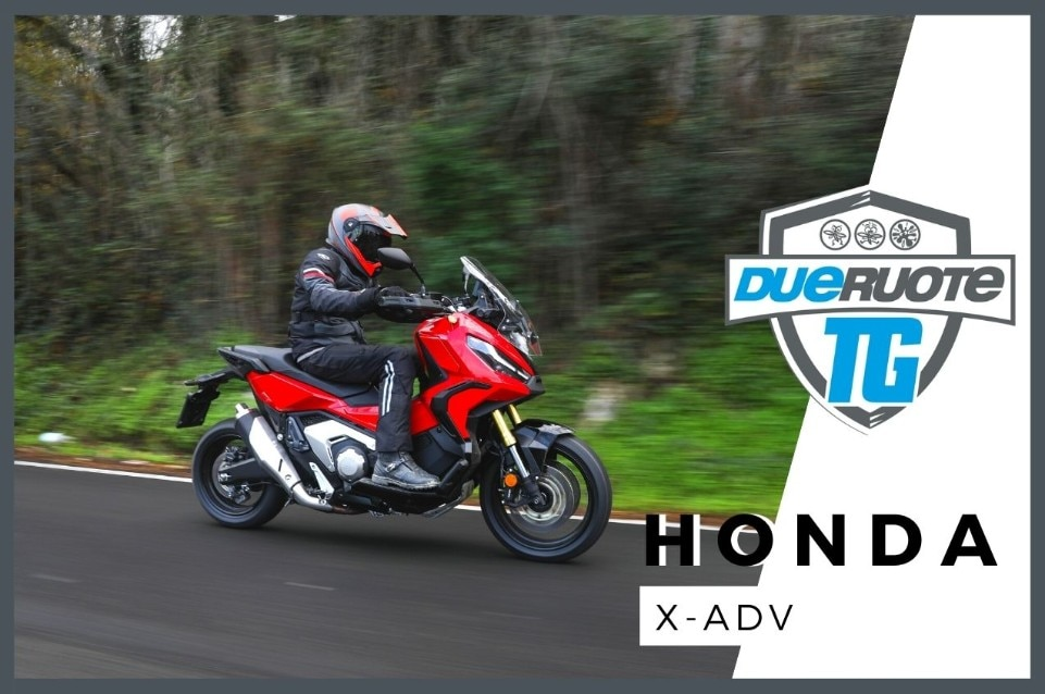 Honda X-ADV: le due anime del maxiscooter (IL VIDEO!)