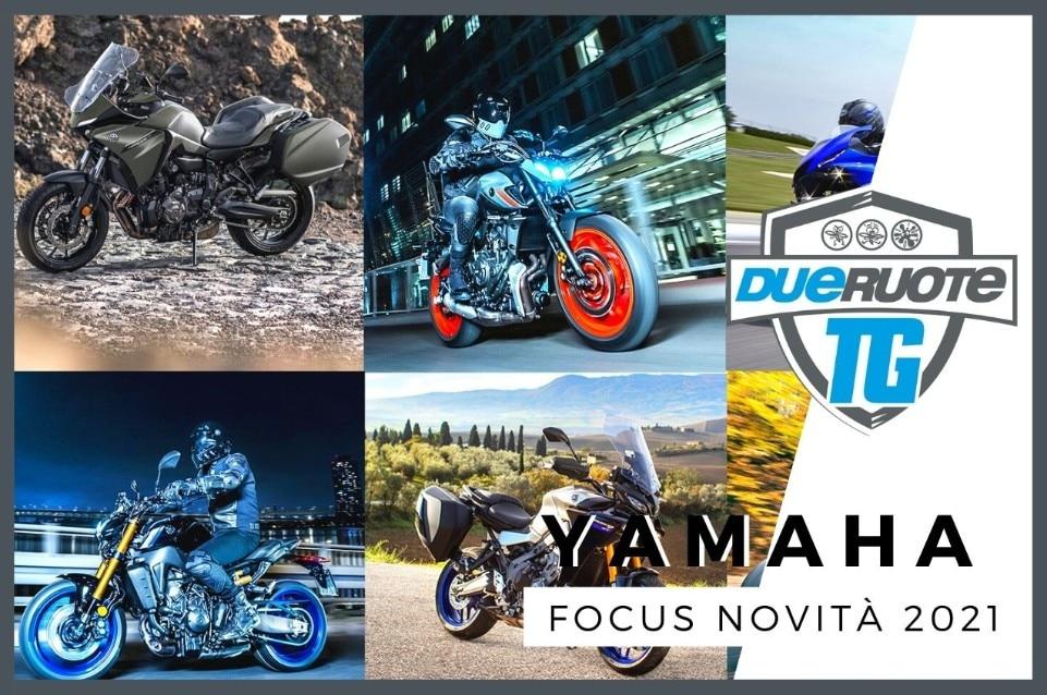 Yamaha: il VIDEO di tutte le novità 2021