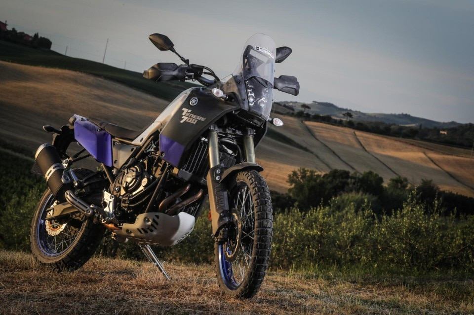 Yamaha-Moto Raid Experience: una partnership per la stagione Adventouring