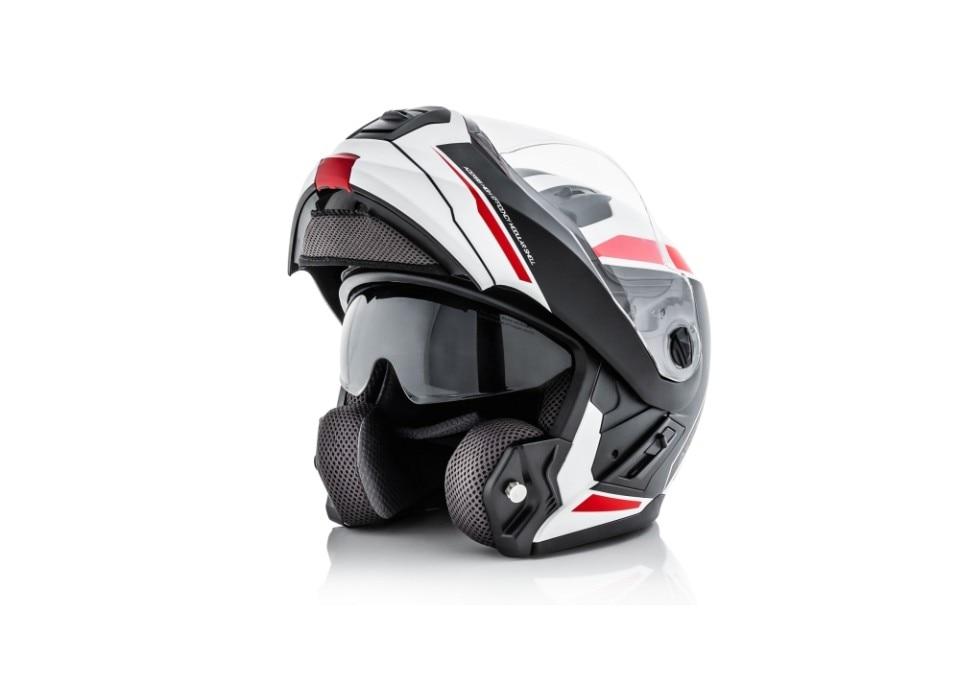 Acerbis: il casco modulare Derwel
