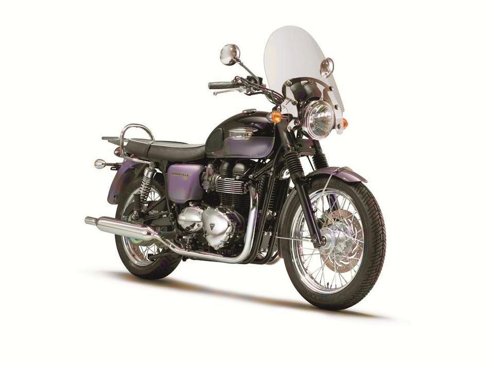 Triumph Extra 2013: si parte