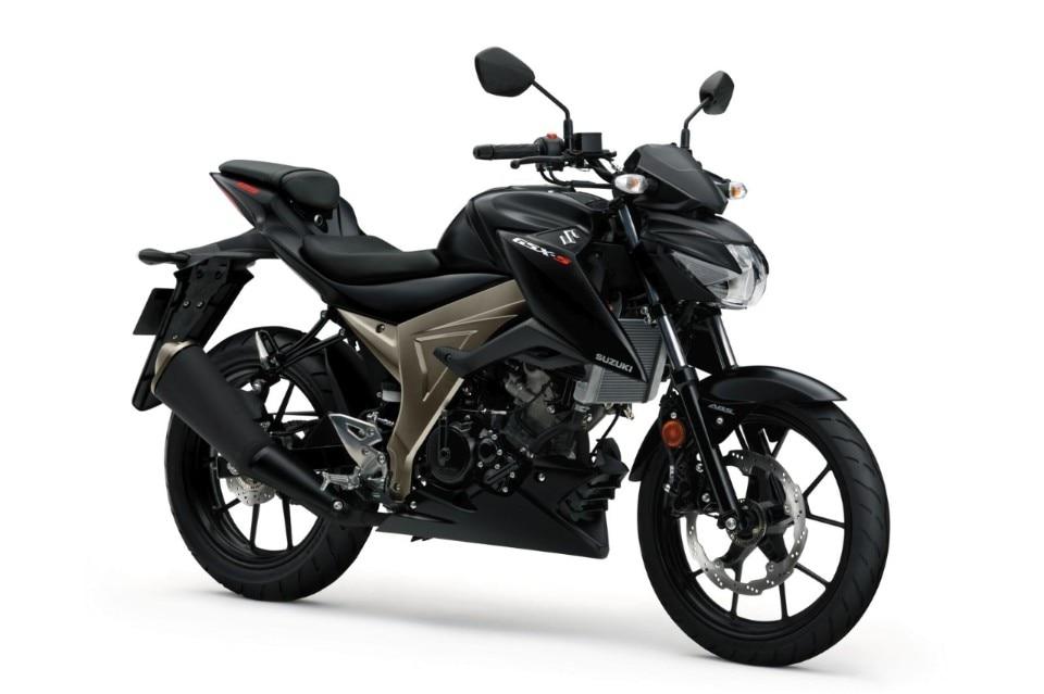 Suzuki: GSX-S 125