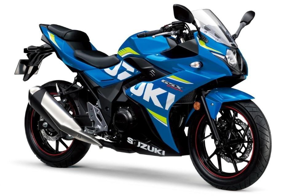 Suzuki: GSX250R