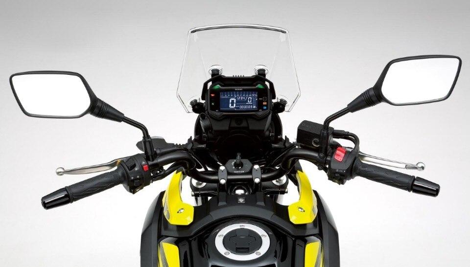 Suzuki: V-Strom250, la piccola crossover!