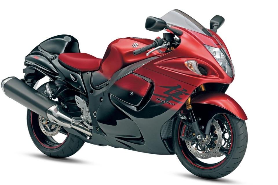 Scegliere l'usato: Suzuki GSX-R1300 Hayabusa