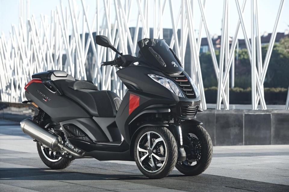 Peugeot: il nuovo Metropolis punta sul 13!