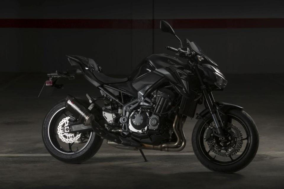Kawasaki Z900: a settembre il Kit Performance è in omaggio