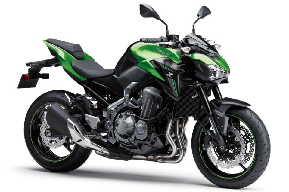 Kawasaki, arriva la Z900 da neopatentati