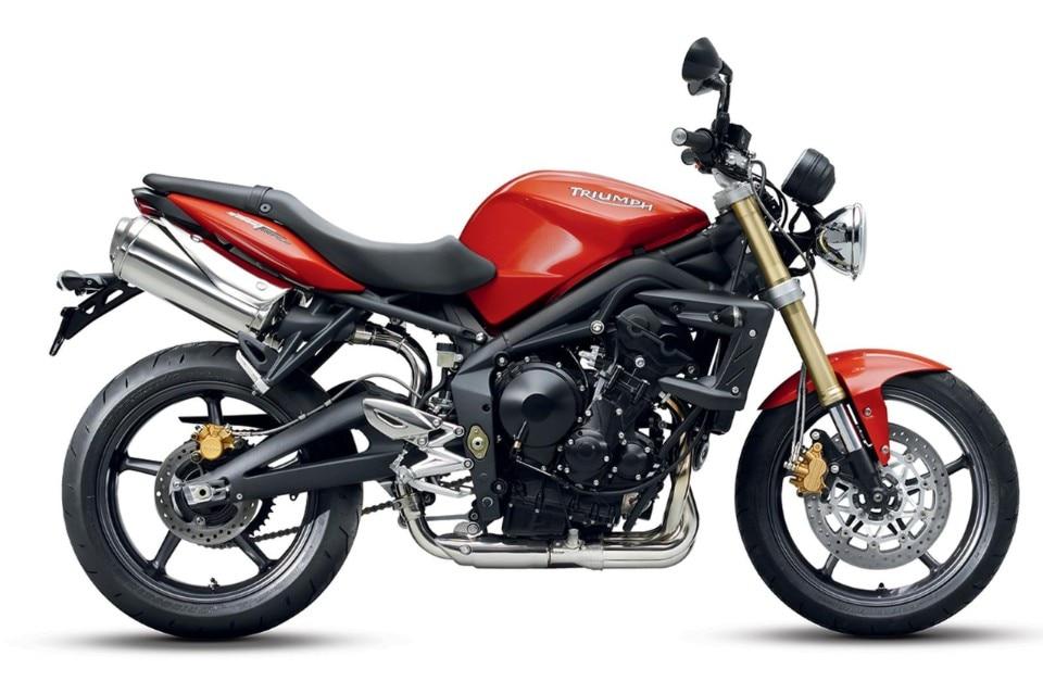 Moto usate: Triumph Street Triple 675