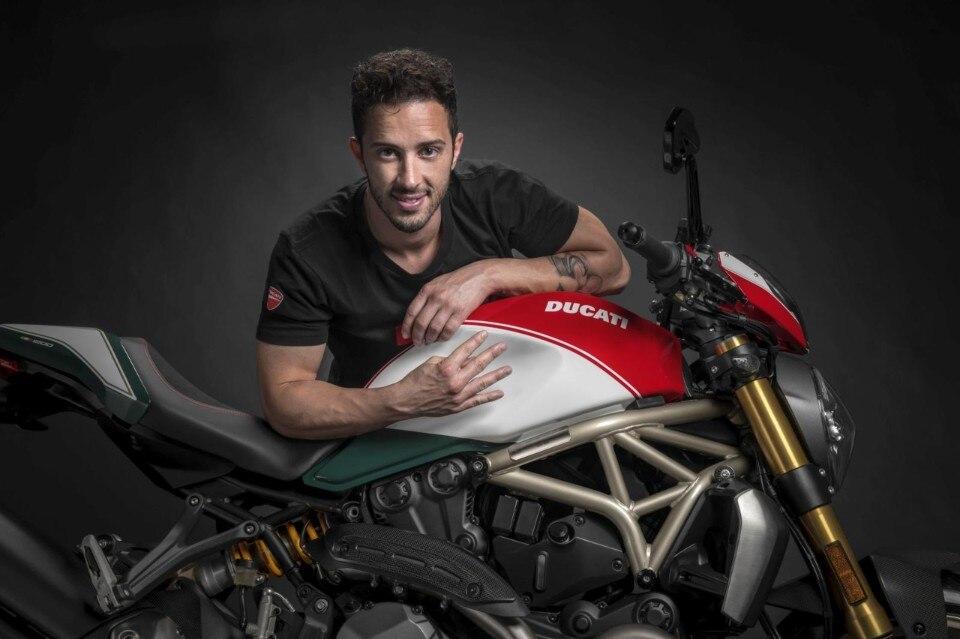 Ducati Monster 1200 25° Anniversario, presentata la limited edition