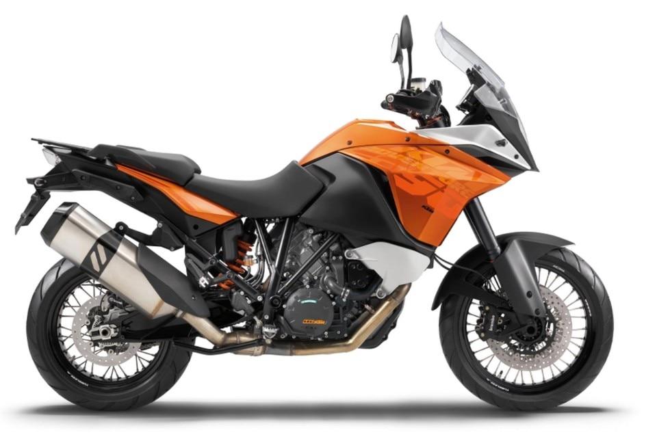 Moto usate: KTM 1190 Adventure
